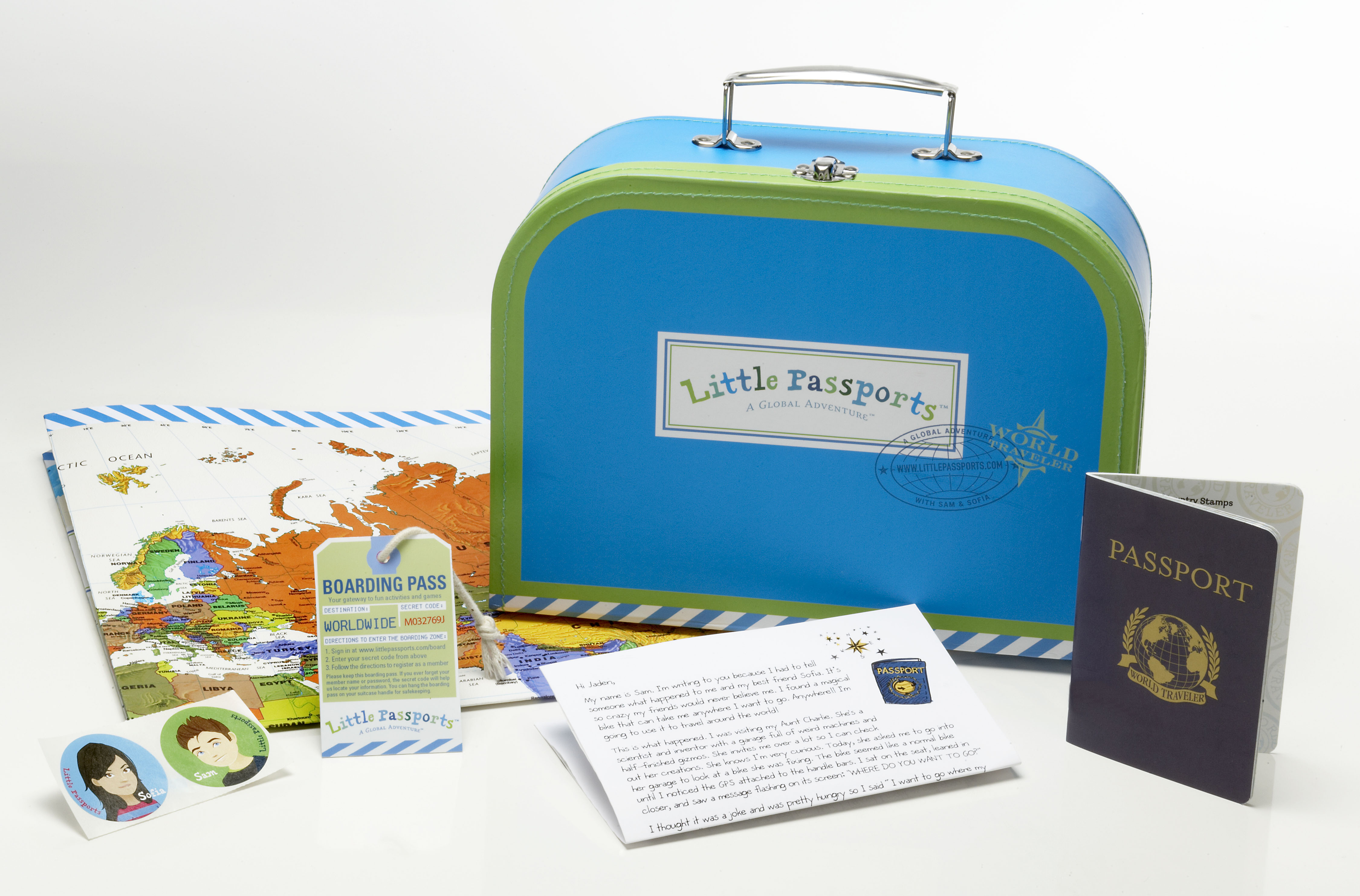 LP World Explorer Kit