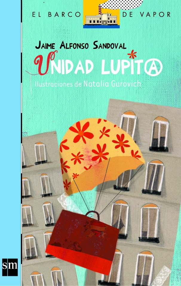 Unidad-Lupita - LA Libreria - Hispanic Heritage Month Blog Hop and Giveaway on Multicultural Kid Blogs