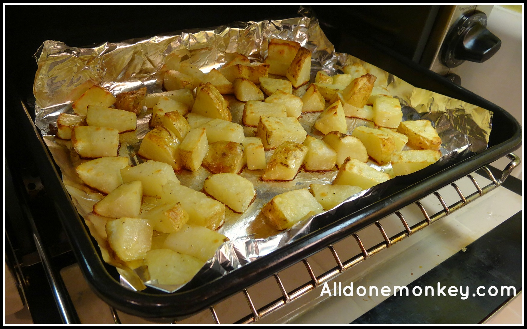 Magic Rice and Oven Potatoes - Alldonemonkey on Multicultural Kid Blogs