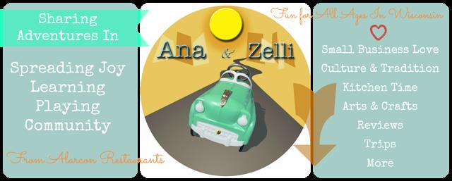 Ana and Zelli