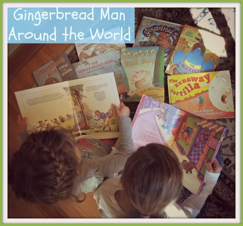 Gingerbread Stories Around the World