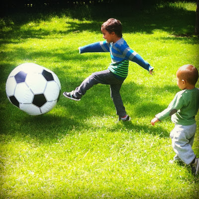 World Cup for Kids: Photo Contest Winner!