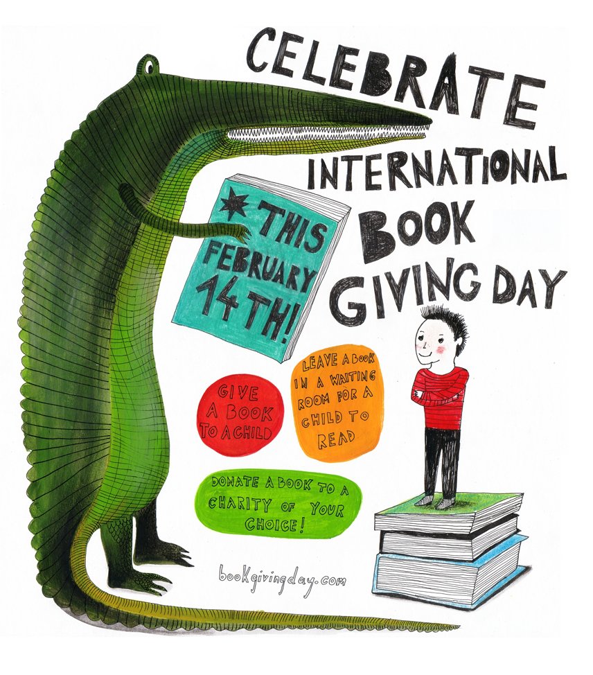 International Book Giving Day