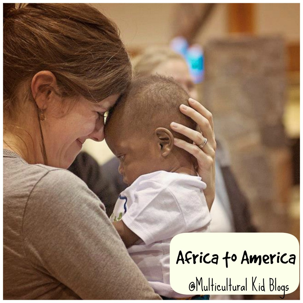 Insights from an Adoptive Mom: Africa to America {Multicultural Kid Blogs Virtual Baby Shower}