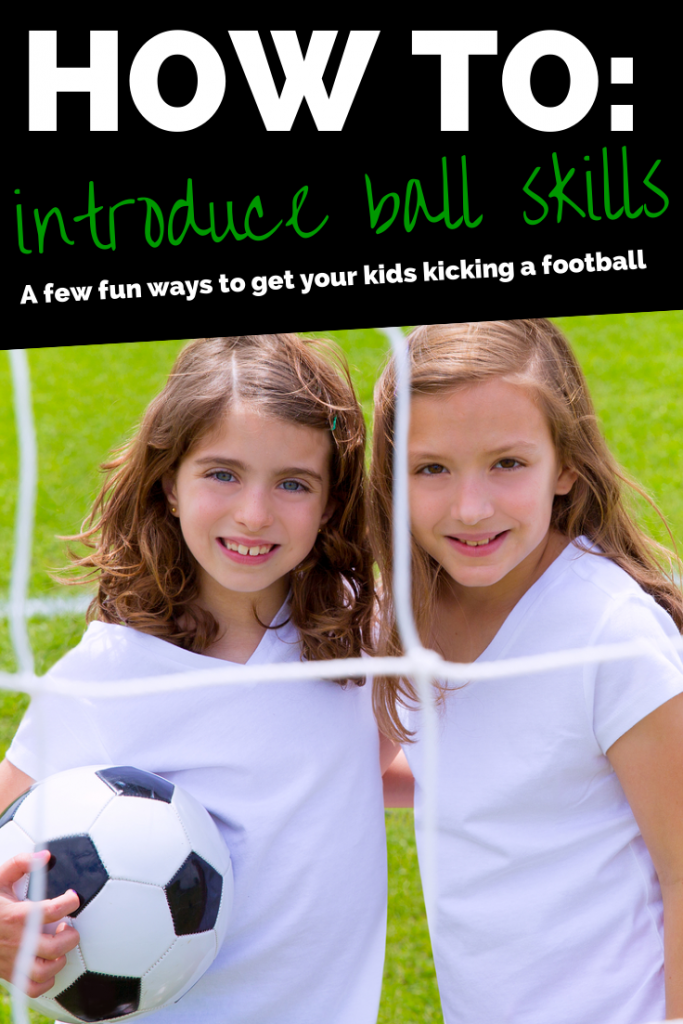 World Cup: Introducing ball skills