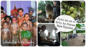 Introducing the Country of Papua New Guinea to Children