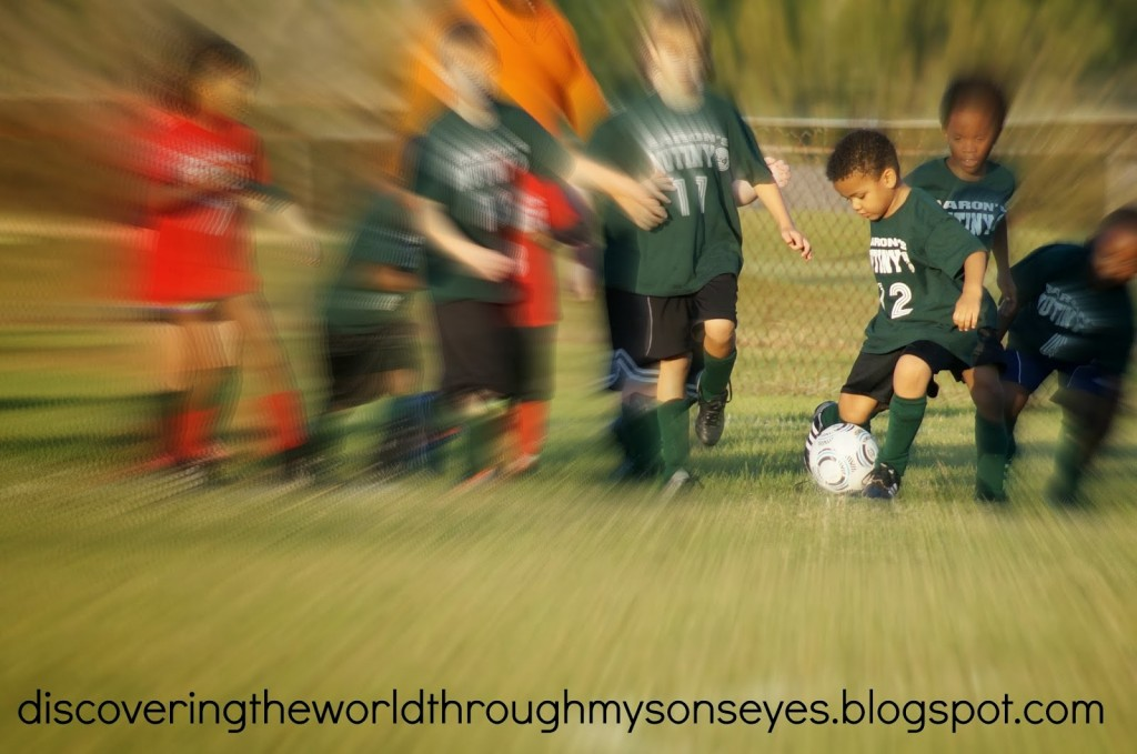 World's Wordless Wednesday: Multicultural Kids Love Sports!