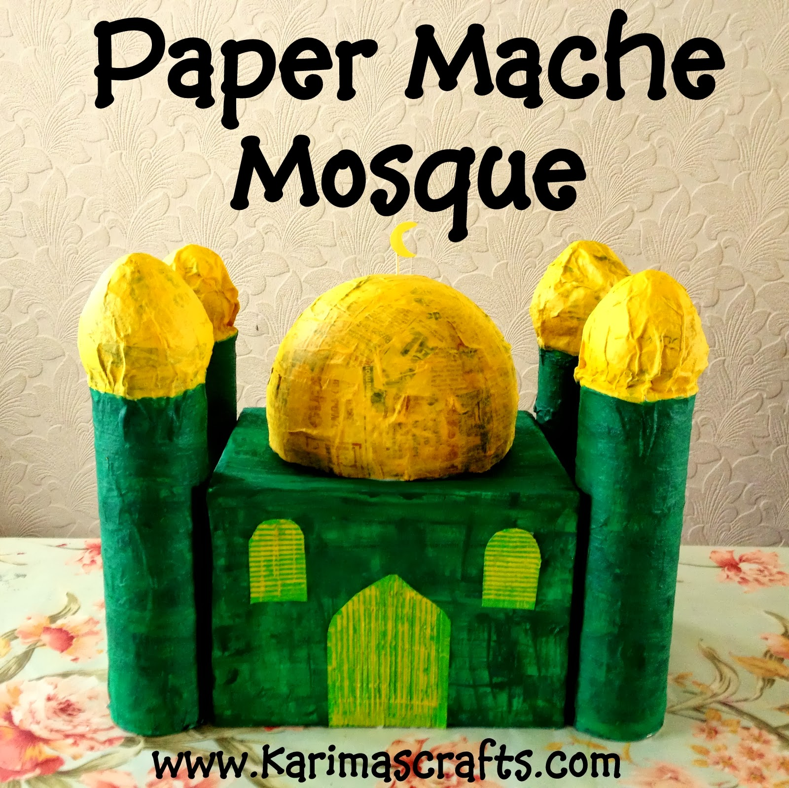 Ramadan Crafts And Activities Multicultural Kid Blogs