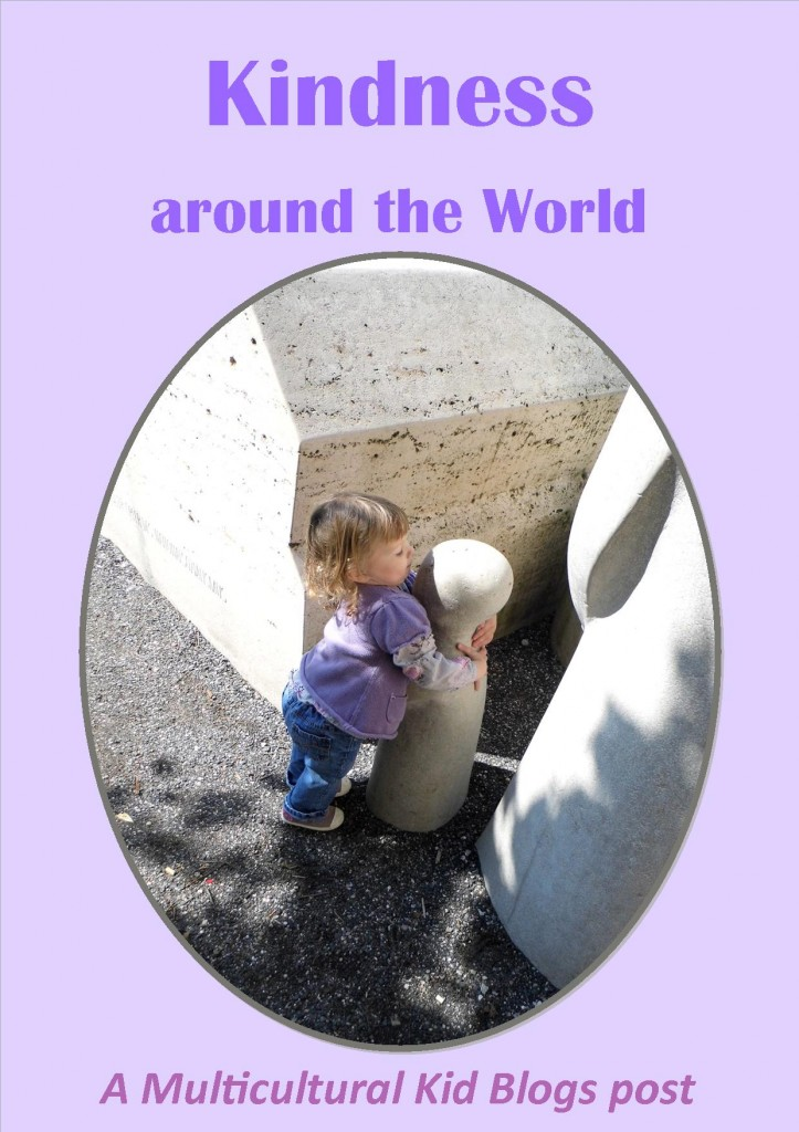 Kindness Around the World | Multicultural Kid Blogs