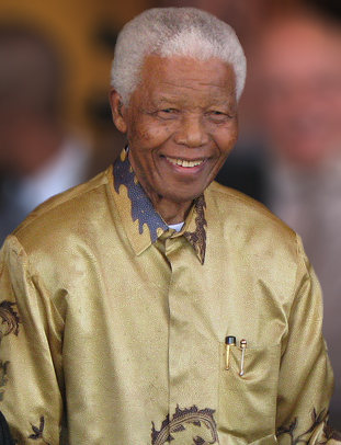 Musical Tribute to an Inspirational Man: Nelson Mandela