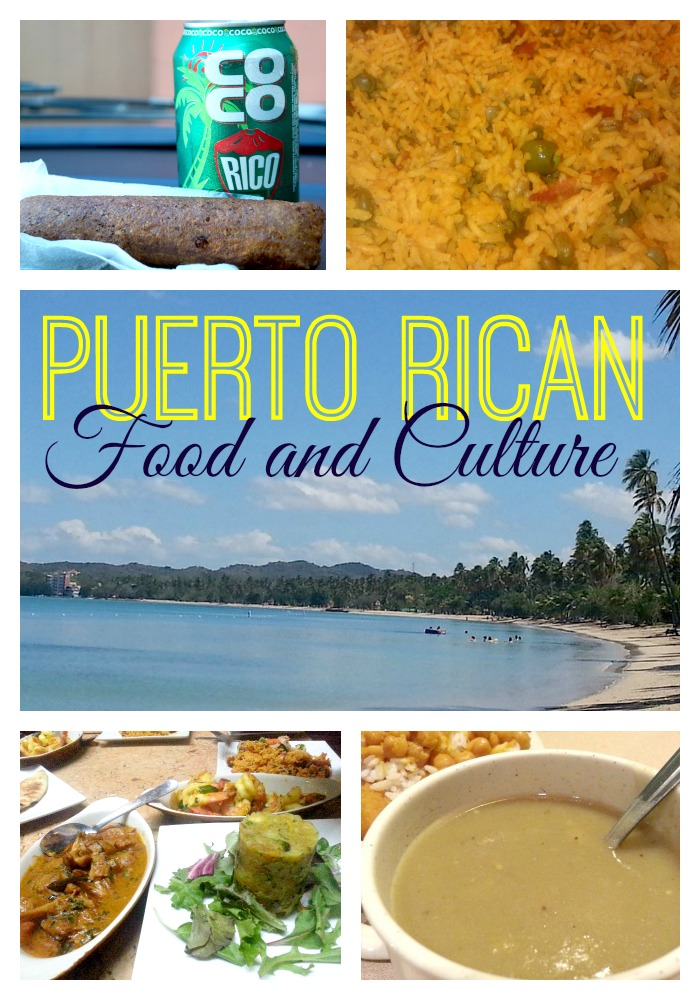 Puerto Rican Culture and Food