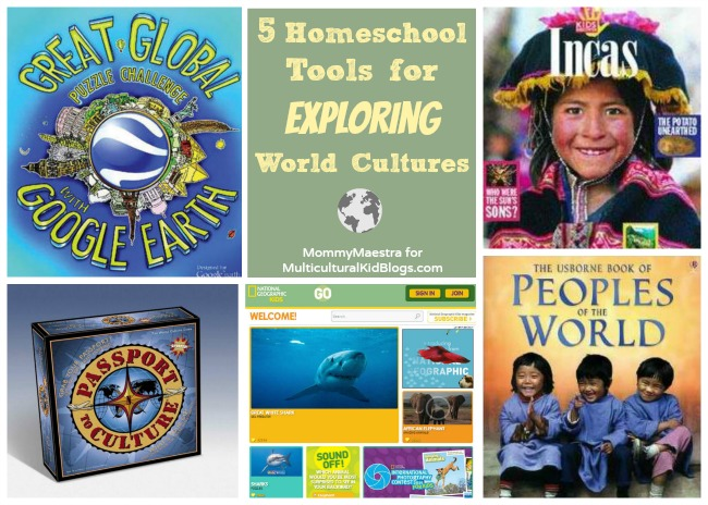 5 Tools for World Culture Exploration