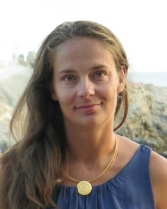 Galina Nikitina author of Raising a Trilingual Child