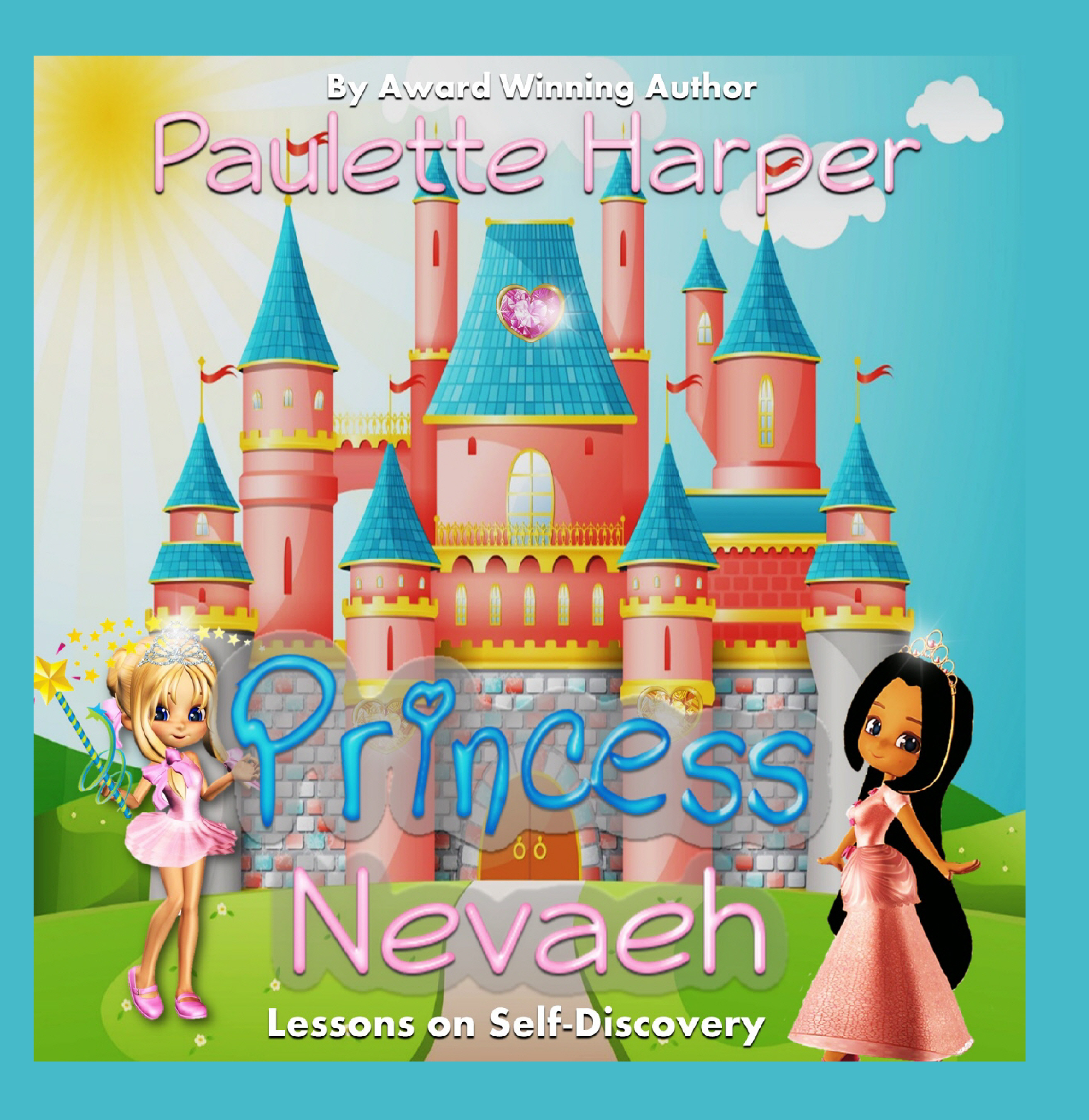 Call for Bloggers: Princess Nevaeh World Book Tour!