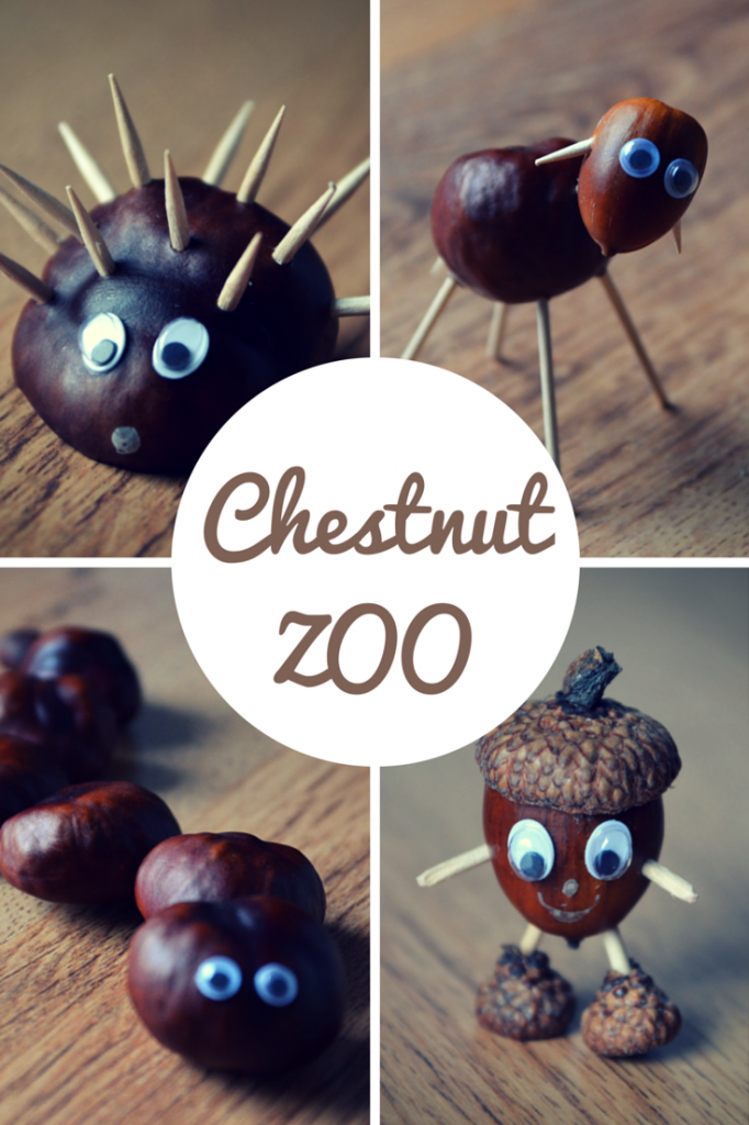 Chestnut Zoo: Fall Craft with Kids