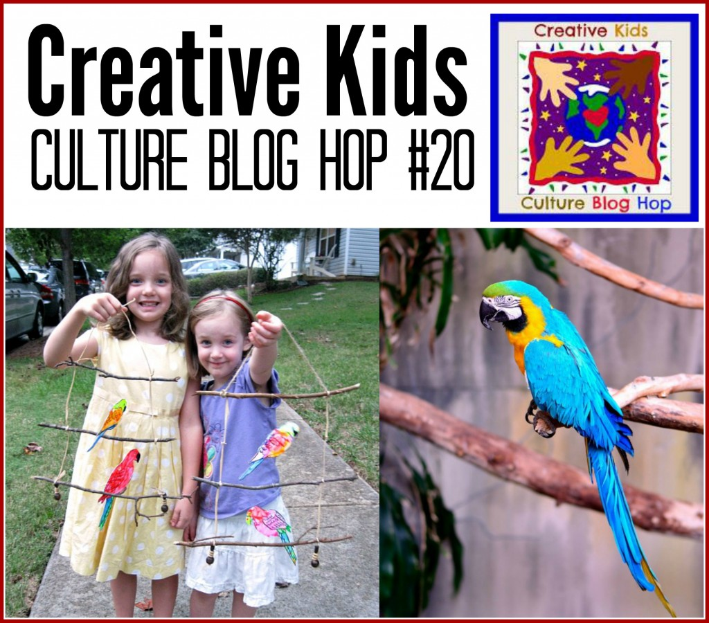 Creative Kids Culture Blog Hop #20