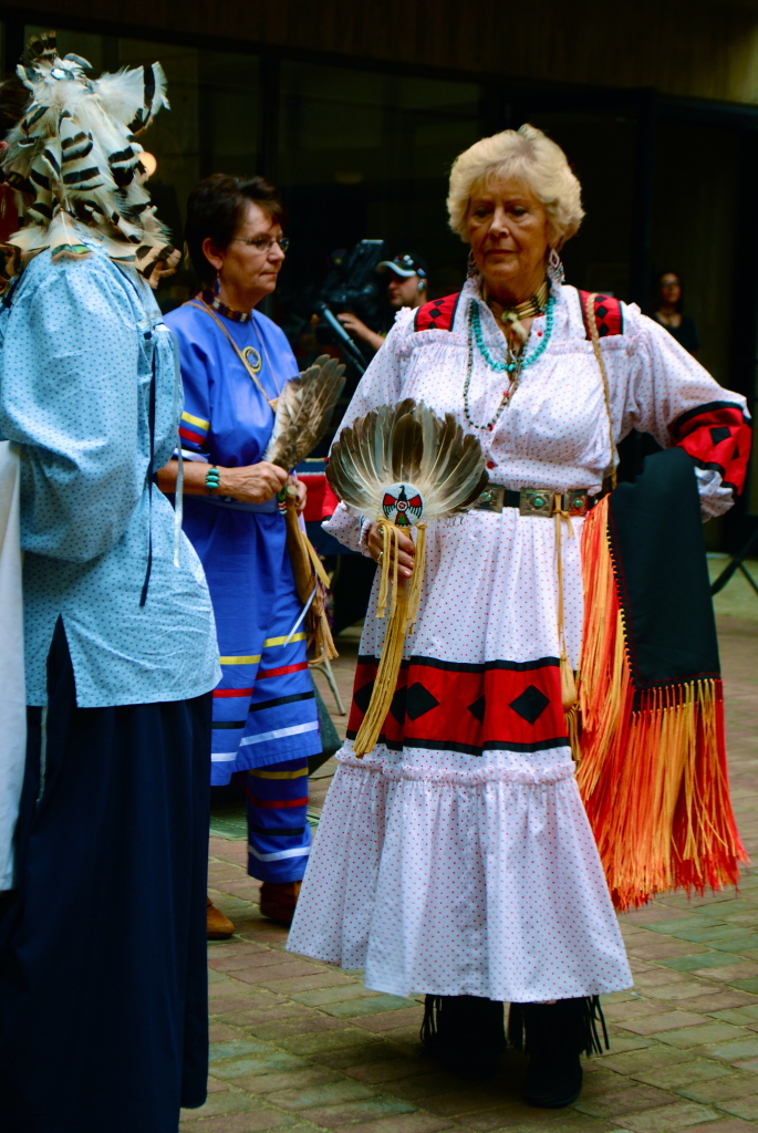 You Are Welcome at a Native-American Pow Wow {Native American Heritage Month Blog Hop and Giveaway}