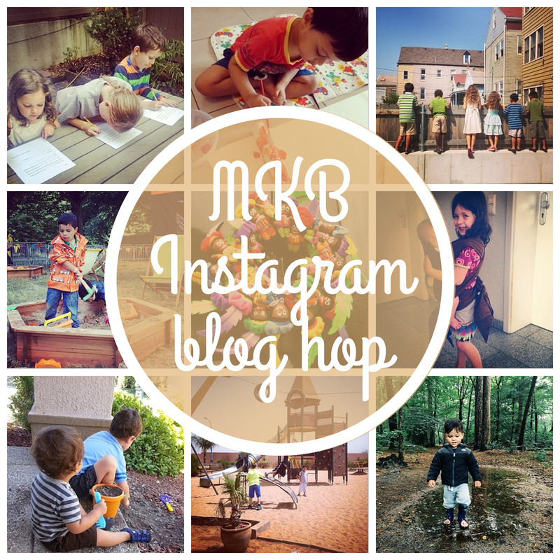 Instagramming Families around the World - MKB Blog Hop