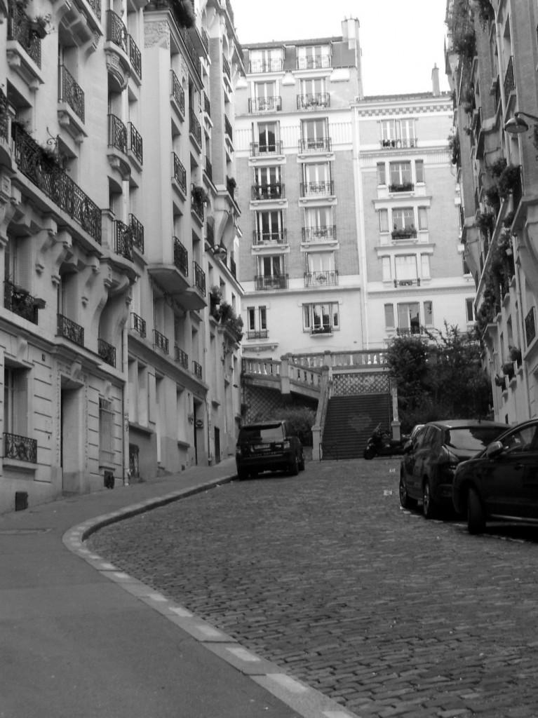 Paris B&W 2