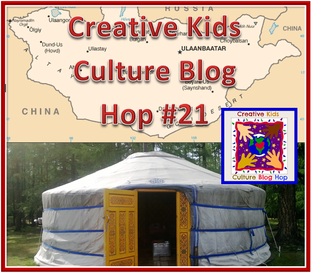 Creative Kids Culture Blog Hop #21 | Multicultural Kid Blogs
