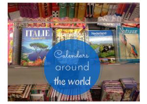 Calendarsaroundtheworld