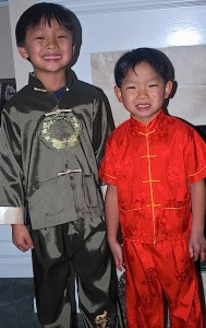 Chinese New Year new clothes- Kid World Citizen