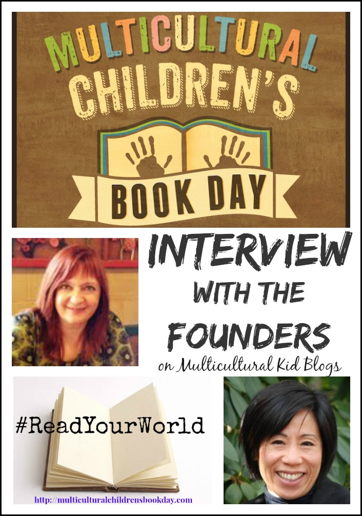 Multicultural Children's Book Day: Interview with the Founders on Multicultural Kid Blogs