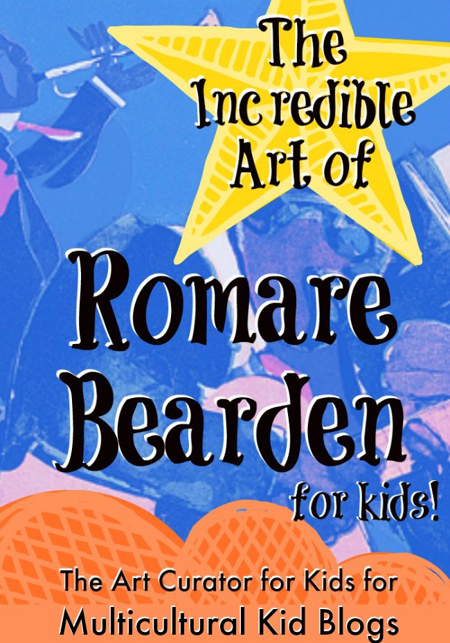 The Art of Romare Bearden for Kids