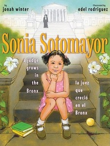 sonia sotomayor a judge grows in the bronx