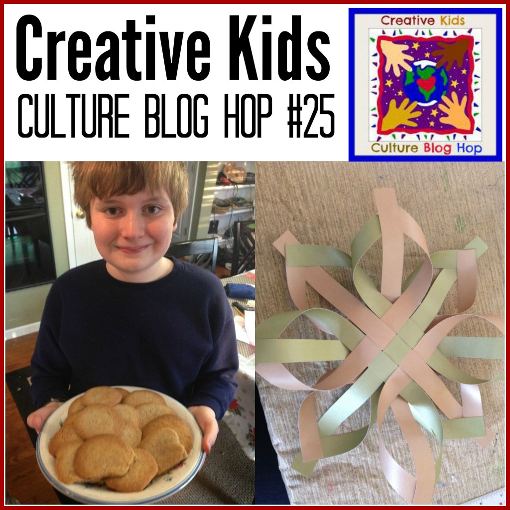Creative Kids Culture Blog Hop #25 MKB