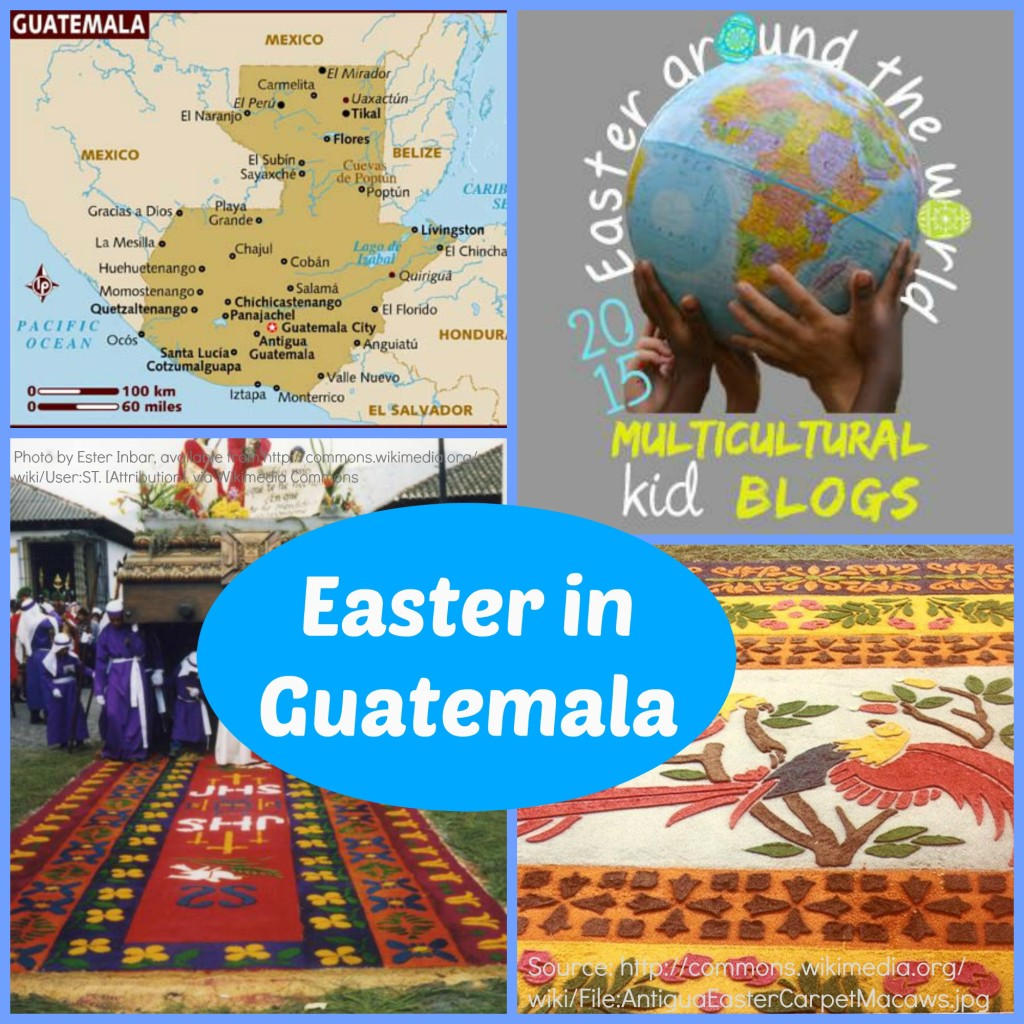 Easter in Guatemala