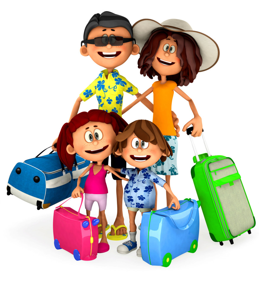 Long-term International Travel and Families