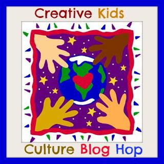 Creative Kids Culture Blog Hop #29 – A Bilingual Journey