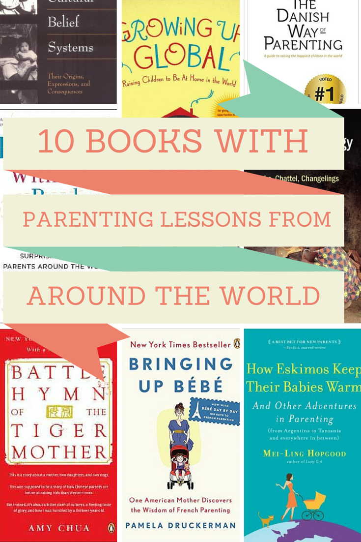 10 Must Read Parenting Books for Raising Multicultural Kids | Multicultural Kid Blogs