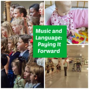 Language and Music: Paying It Foward | Multicultural Kid Blogs