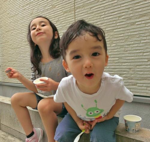 Melibelle in Tokyo