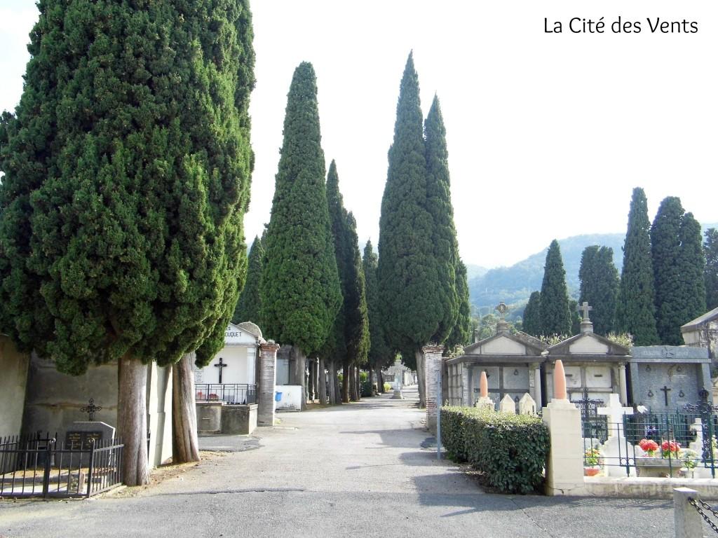 Céret, Old cemetery.