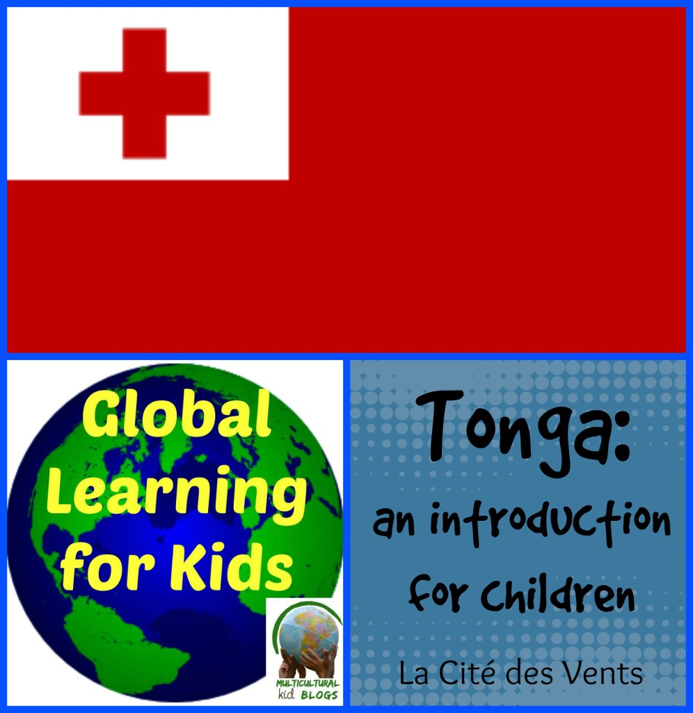Tonga an introduction for children