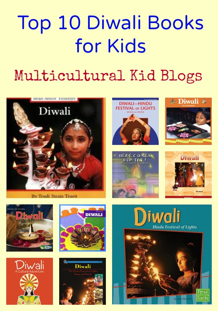 Top 10: Diwali Books for Kids