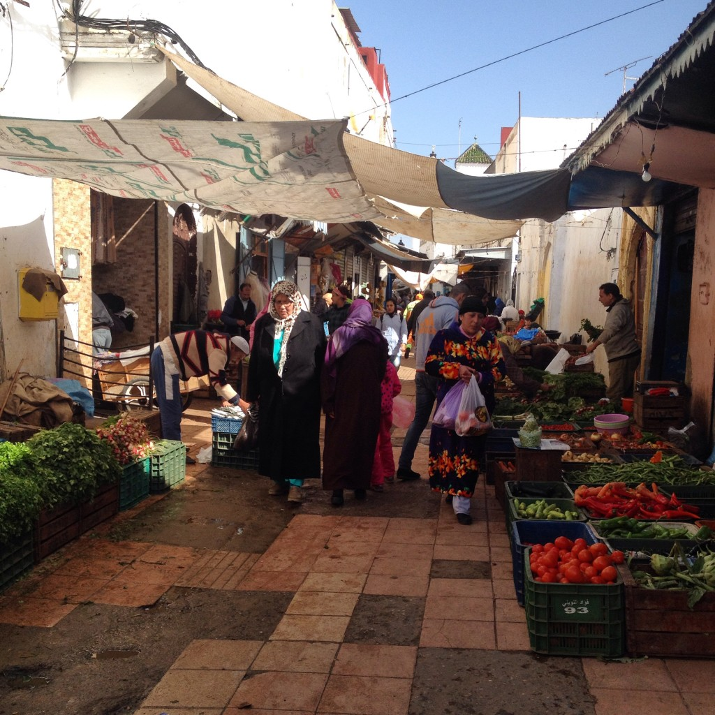 Moroccan Marketplace