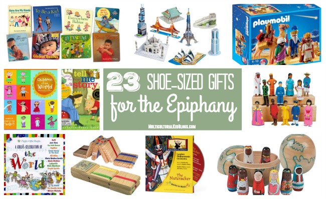 23 Multicultural Shoe-Sized Gifts for the Epiphany