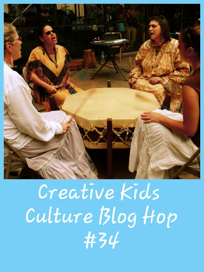 Creative Kids Culture Blog Hop #34