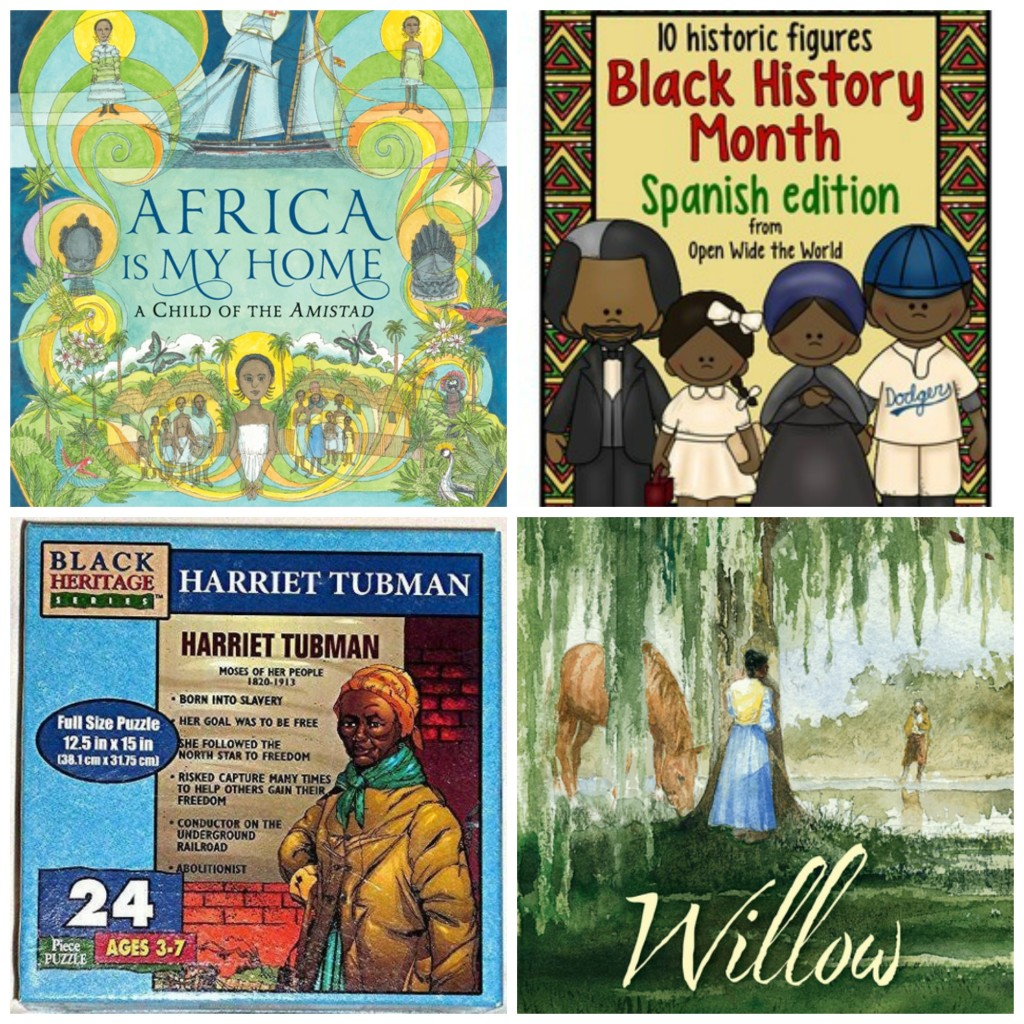 1st Prize Black History Month Giveaway 2016 | Multicultural Kid Blogs
