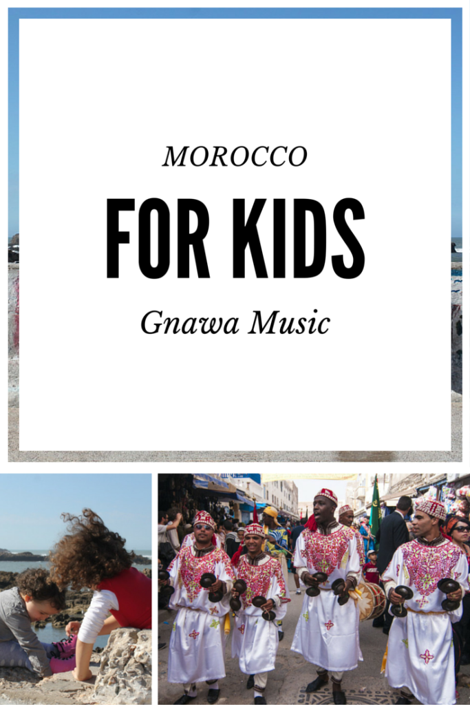Morocco for kids