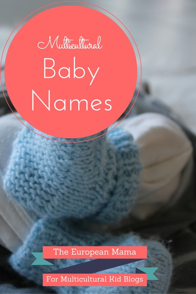 Multicultural Baby Names