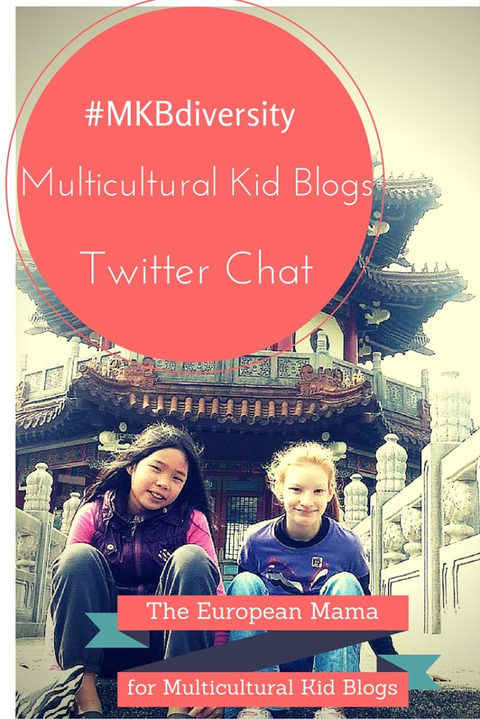 Celebrating Diversity with Kids Twitter Chat