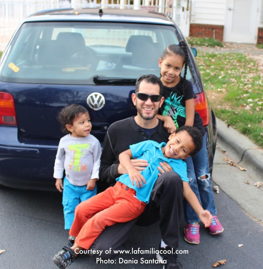 Raising Multicultural Latino Families In America
