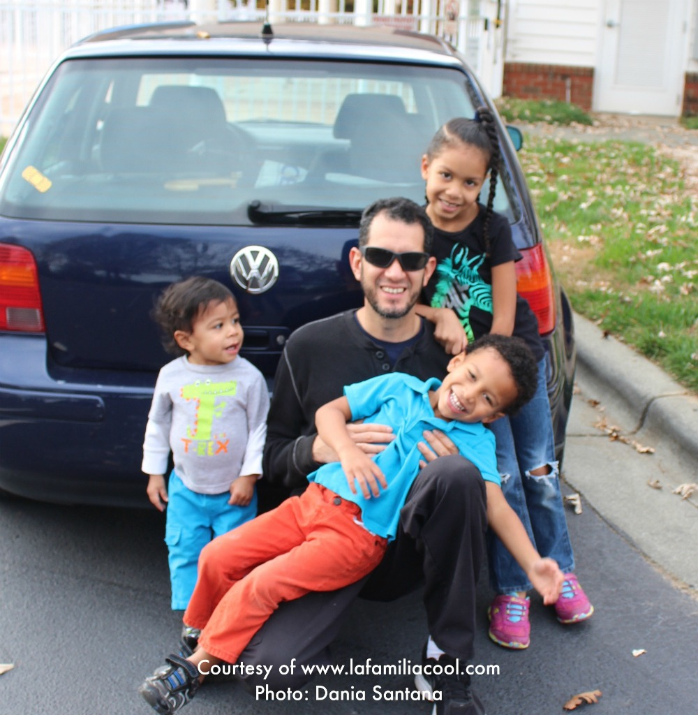 Raising multicultural Latino families in the United States with an awareness of the challenges that face children.