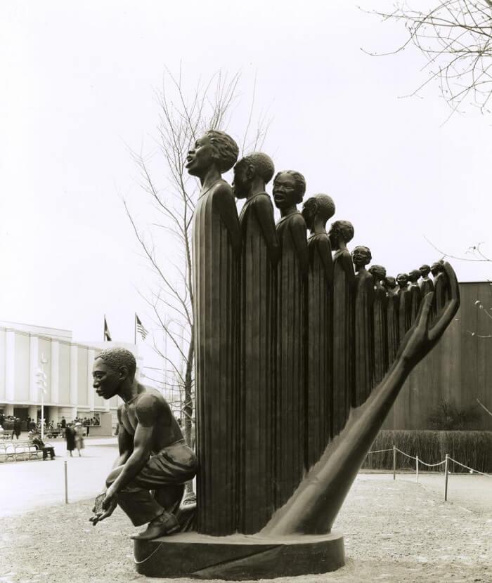 Augusta Savage, The Harp, 1939