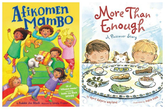 Books about Passover Music